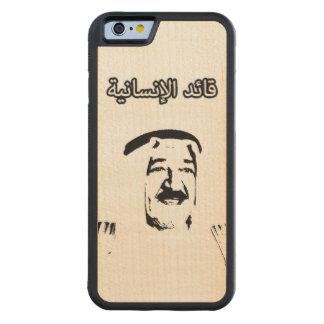 الشيخصباح BUMPER iPhone 6 HÜLLE AHORN