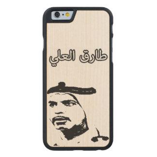 طارقالعلي CARVED® iPhone 6 HÜLLE AHORN