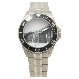 モノクロ写真腕時計メンズ vol002 armbanduhr