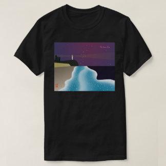 夜光虫 (エメラルドグリーンバージョン type-2) T-Shirt