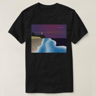 夜光虫 (ブルーバージョン type-2) T-Shirt