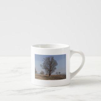 湖岸の木々 ESPRESSOTASSE