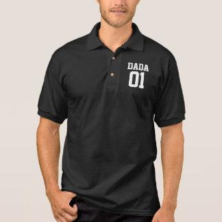 #01 DADA fertigen besonders an Polo Shirt