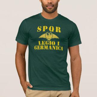 01 Julius Cäsars 1. Germanica Legion - Rom T-Shirt