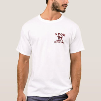04 Vespasians 4. glückliche Legion - römischer T-Shirt