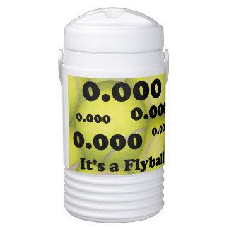 0,000, der perfekte Anfang, ist es eine Igloo Getränke Kühlhalter