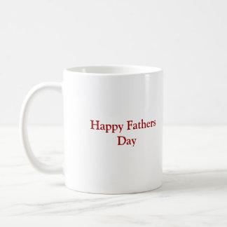 100_0818, glücklicher Vatertag Tasse