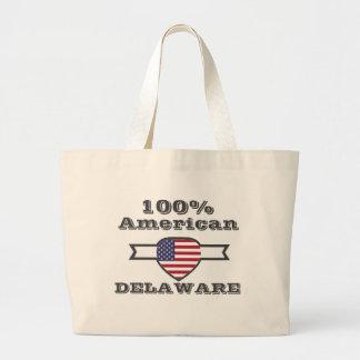100% Amerikaner, Delaware Jumbo Stoffbeutel