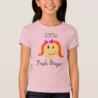 100% frischer Ingwer T-Shirt