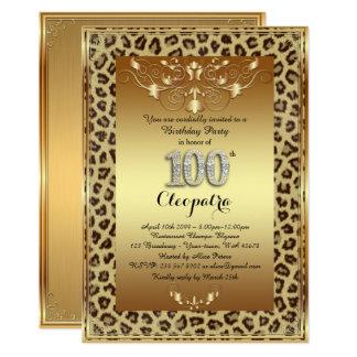100 Geburtstag Einladungen | Zazzle.ch, Einladungs