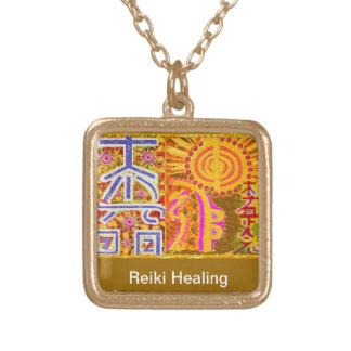 100 Halsketten-Juwelen durch Navin Joshi Halskette Mit Quadratischem Anhänger