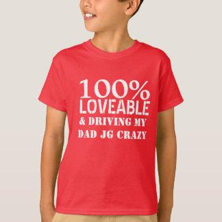 100% LIEBENSWÜRDIG T-Shirt