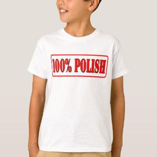 100% Polnisches T-Shirt