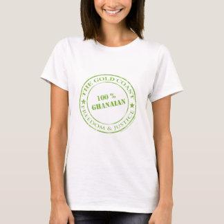100-Prozent-ghanaischer Apfel T-Shirt
