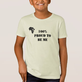 100% STOLZ, ICH ZU SEIN T-Shirt