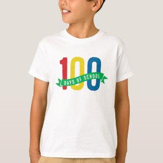 100 Tage des SchulkinderShirts T-Shirt