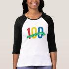 100 Tage des Schullehrer-Shirts T-Shirt