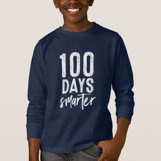100 Tage des SchulShirts T-Shirt