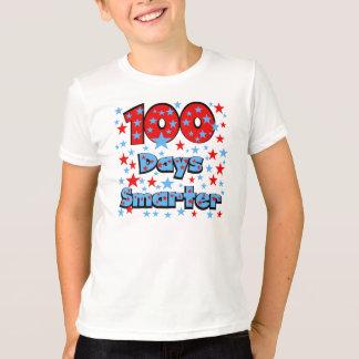 100 Tage intelligenter T-Shirt