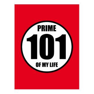 101 - höchste Vollkommenheit meines Lebens Postkarte