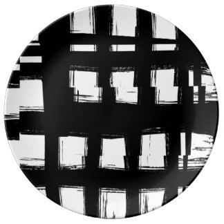 "10,75"" dekorative Porzellan-Platte Teller"