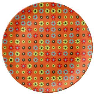 "10,75"" dekorative Porzellan-Platte Teller Aus Porzellan"