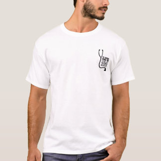 10 Regeln für Überlebenkrankenpflege-SchulShirt T-Shirt