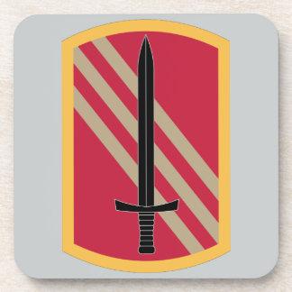 113th Unterstützungs-Brigade Getränkeuntersetzer