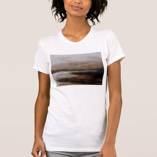 114 - Das übergroße T-Stück der Frauen T-Shirt