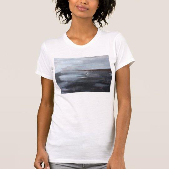 117 - Das übergroße T-Stück der Frauen T-Shirt