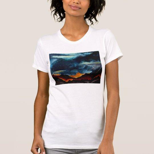 118 - Das übergroße T-Stück der Frauen T-Shirt