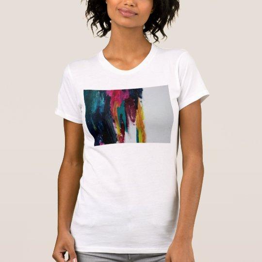 119 - Das übergroße T-Stück der Frauen T-Shirt
