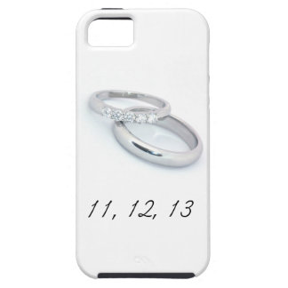 11,12.13 Save the Date iPhone 5 Hüllen