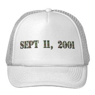 11. September 2001 Retrokultkappe