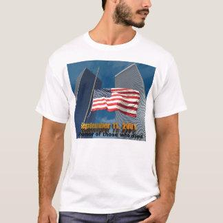 11. September 2001 T-Shirt