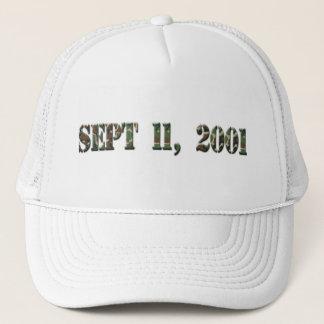 11. September 2001 Truckerkappe