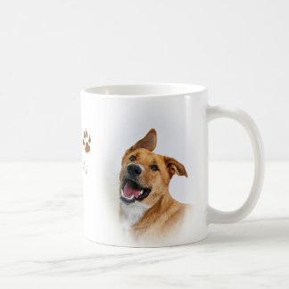 11-Unze-weiße Tasse, die Oscar kennzeichnet Kaffeetasse