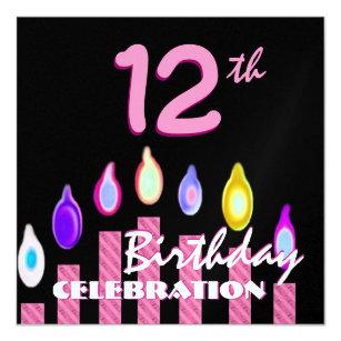 12 Geburtstag Madchen Geschenke Zazzle Ch