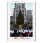 131_3198, frohe Weihnachten! Karte