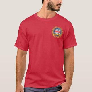 135th Der dunkle T - Shirt der Jahrestags-Männer