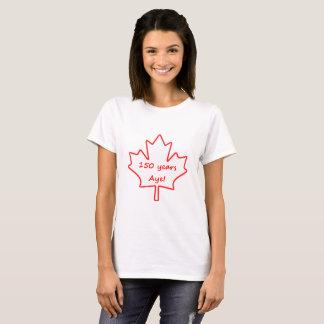 150 Jahre von Kanada T-Shirt