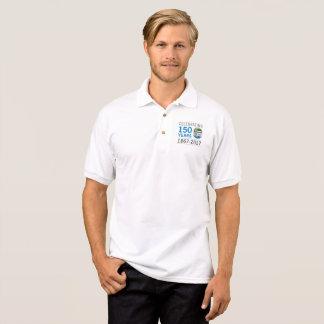 150. Jahrestag Redwood City Polo Shirt