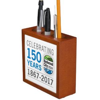 150. Jahrestag Redwood City Stifthalter