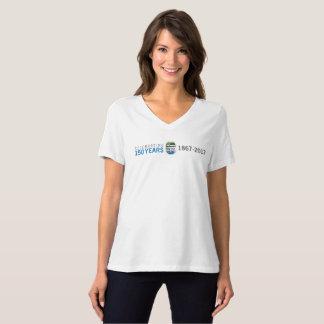 150. Jahrestag Redwood City T-Shirt