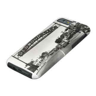 150. Jahrestag Redwood City Tough iPhone 6 Hülle