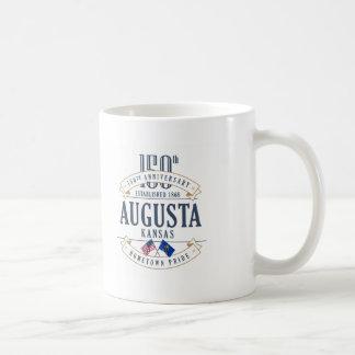 150. Jahrestags-Tasse Augustas, Kansas Kaffeetasse