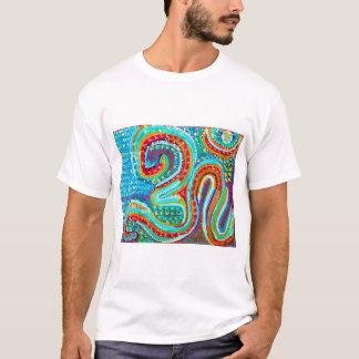 158 Arten 255 färbt OM-BESCHWÖRUNGSFORMEL OMmantra T-Shirt