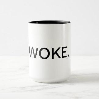 """15 Unze. """"Weckte."""" Kaffee-Tasse Tasse"""