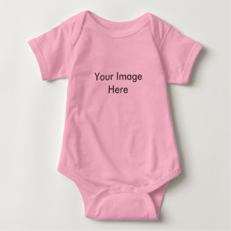 15% weg vom kundengerechten Foto-Shirt Baby Strampler