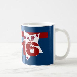 16. Geburtstag oder IRGENDWELCHE Jahr-Sterne V02 Kaffeetasse
